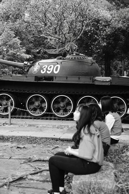 笑顔の向こうにある未来-Ho Chi Minh, Viet Nam