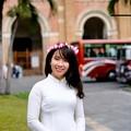 優しい微笑み-Ho Chi Minh, Viet Nam
