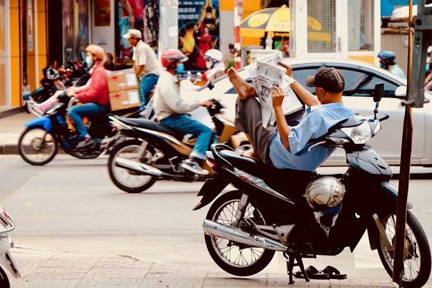 俺はボッタクられないぞ-Ho Chi Minh, Viet Nam