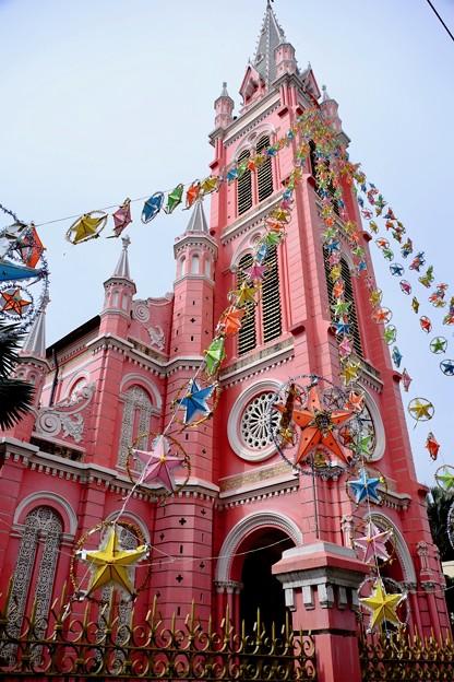 タンディン教会-Ho Chi Minh, Viet Nam
