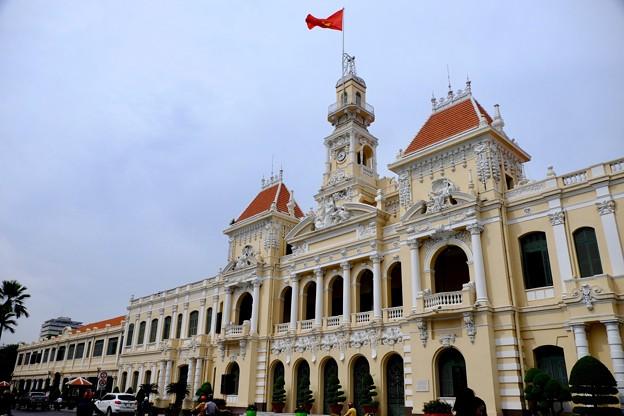 人民委員会庁舎-Ho Chi Minh, Viet Nam