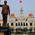 Photos: ホーチミンの像-Ho Chi Minh, Viet Nam