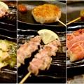 Photos: 食べた、飲んだ-大阪府羽曳野市:「鉄板串焼き 小鉄」