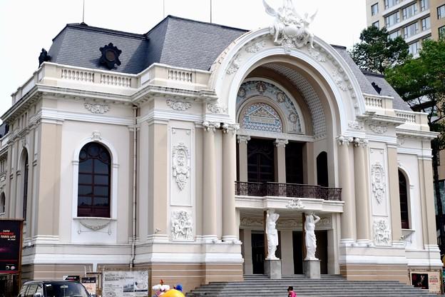 市民劇場-Ho Chi Minh, Viet Nam