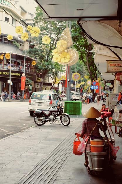 シャンゼリゼには行ったことはないけれど-Ho Chi Minh, Viet Nam