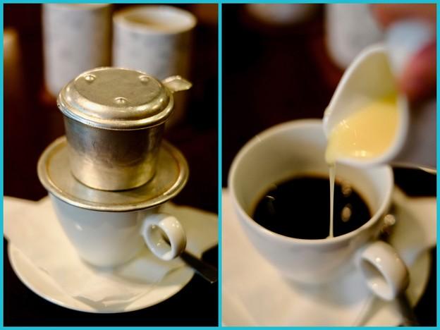 ベトナムコーヒーにハマる-Ho Chi Minh, Viet Nam