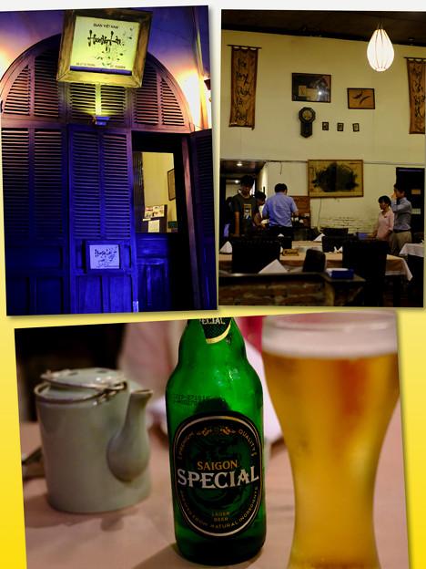 Photos: 素晴らしいお店で夕食を-Ho Chi Minh, Viet Nam