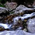 渓流-奈良県天川村:みたらい渓谷