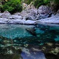 Photos: 深淵-奈良県天川村:みたらい渓谷