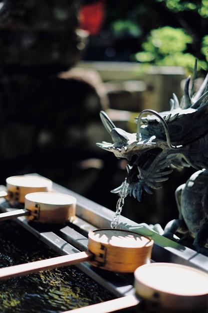 龍の口-奈良県天川村:龍泉寺