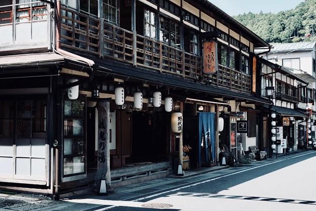 懐かしのお宿-奈良県天川村:洞川温泉