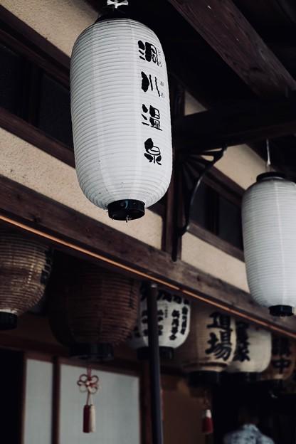 修験者が訪れる場所-奈良県天川村:洞川温泉