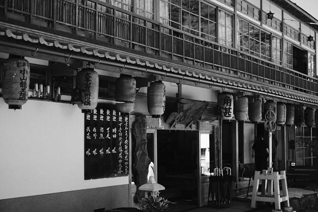 素朴なお宿-奈良県天川村:洞川温泉