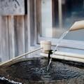 Photos: 名水が湧く場所-奈良県天川村:洞川温泉