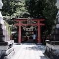 Photos: 聖なる地へ-奈良県天川村:天河大弁財天社