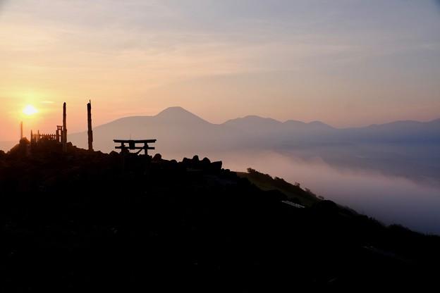 登山-長野県諏訪市:霧ヶ峰