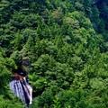 Photos: 滝を楽しみに渓谷へ-長野県茅野市:横谷渓谷