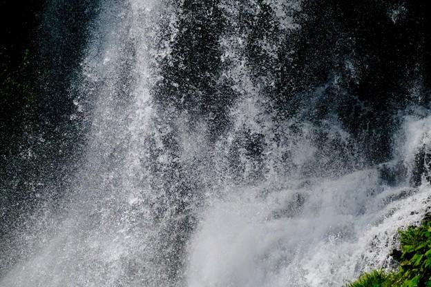 乙女滝-長野県茅野市:横谷渓谷