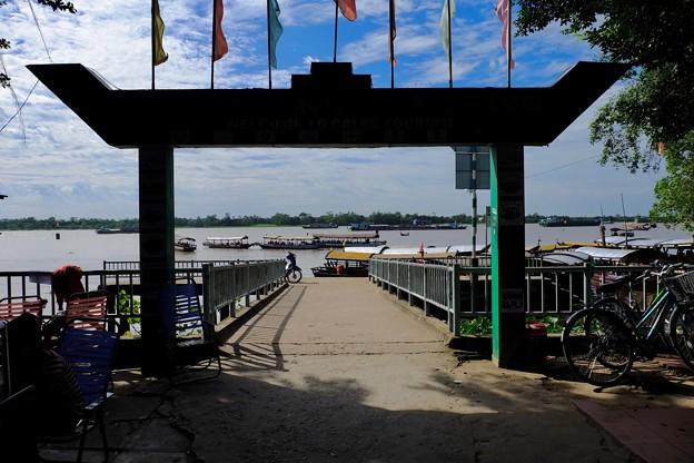 大河メコン-Mekong River, Viet Nam