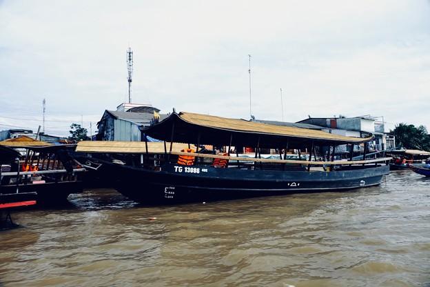 メコンデルタへの旅-Cai Be, Viet Nam