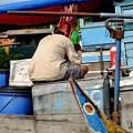 Photos: 生活と観光客-Cai Be, Viet Nam