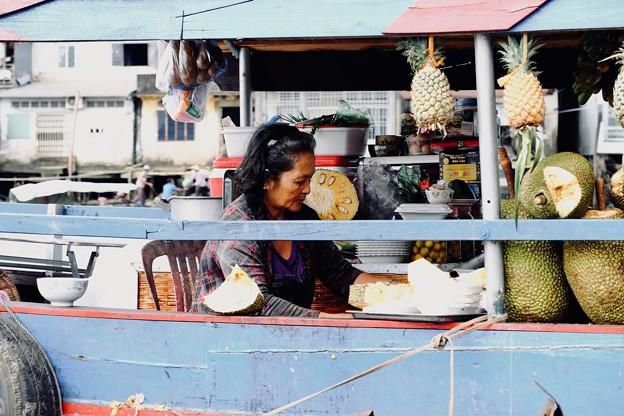 メコンデルタを往く-Cai Be, Viet Nam