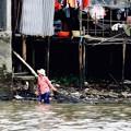 川は生活の糧-Cai Be, Viet Nam