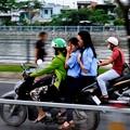 Photos: 恐るべし、ホーチミンの原付-Ho Chi Minh, Viet Nam