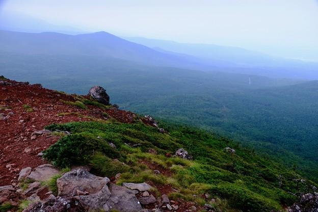 雄大な風景-長野県茅野市:北八ヶ岳
