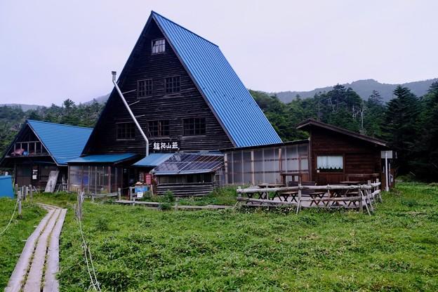 山小屋-長野県茅野市:北八ヶ岳