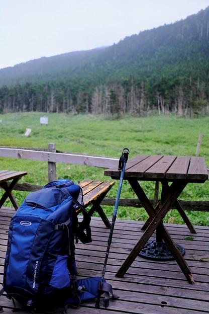 山道具-長野県茅野市:北八ヶ岳