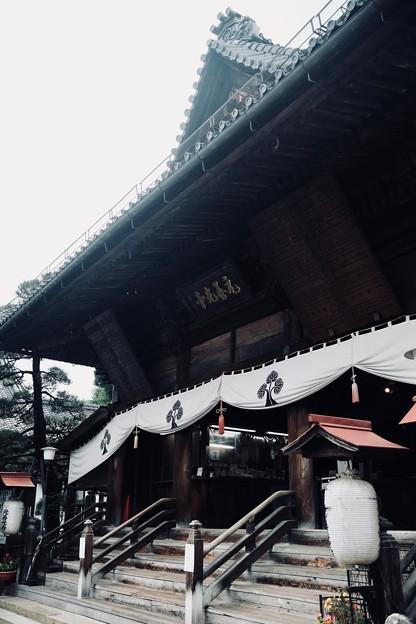 もう一つの善光寺-長野県飯田市:元善光寺