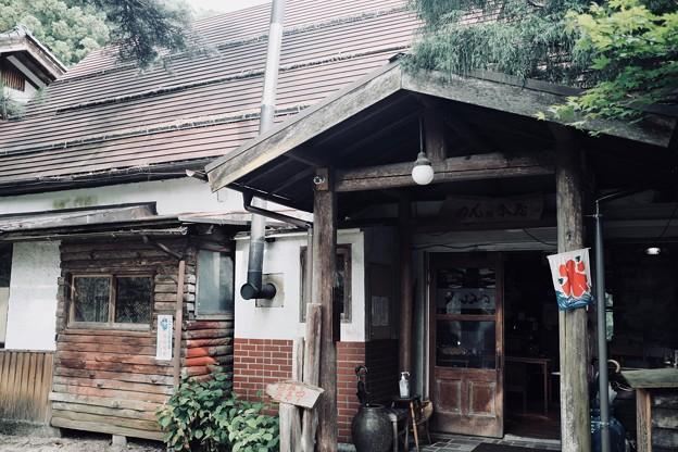この日のお宿-長野県飯田市:「料理民宿 のんび荘」