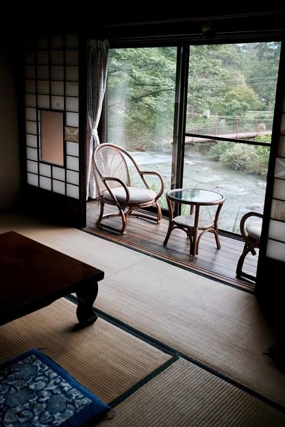 Photos: 田舎に帰ったような気分-長野県飯田市:「料理民宿 のんび荘」