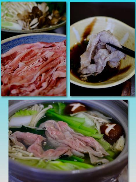 幻の豚-長野県飯田市:「料理民宿 のんび荘」