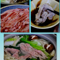 Photos: 幻の豚-長野県飯田市:「料理民宿 のんび荘」