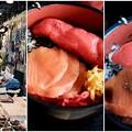 Photos: 海鮮丼のお店へ-京都府舞鶴市:舞鶴港とれとれセンター