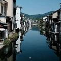 水路のある町-京都府舞鶴市:吉原