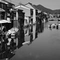 Photos: 今も利用される水路-京都府舞鶴市:吉原