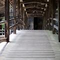 渡り廊下-京都舞鶴市:松尾寺