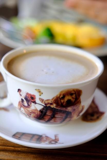 素敵なマグカップ-長野県安曇野市:「ティータイム ガルニ」