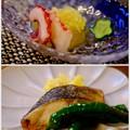 宴の始まり-長野県小谷村:「プチホテル アイリス」