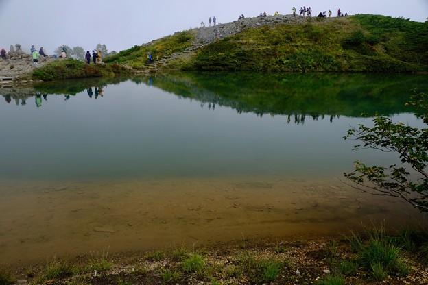 4度目の八方池-長野県白馬村:八方池