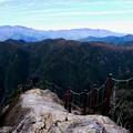 Photos: 足がすくむ-奈良県上北山村:大台ヶ原山