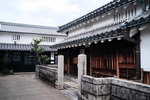 江戸時代の町並み-奈良県橿原市:今井町