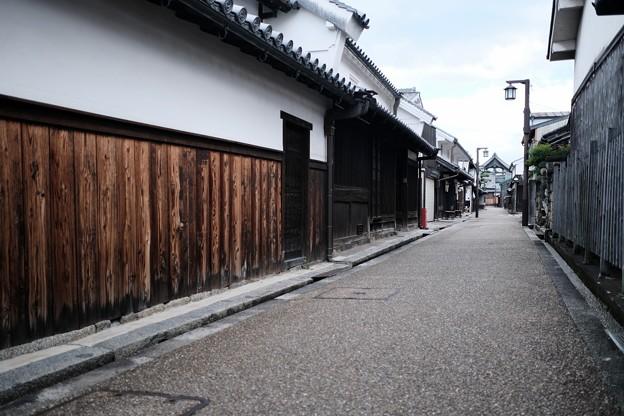 ロケ地-奈良県橿原市:今井町