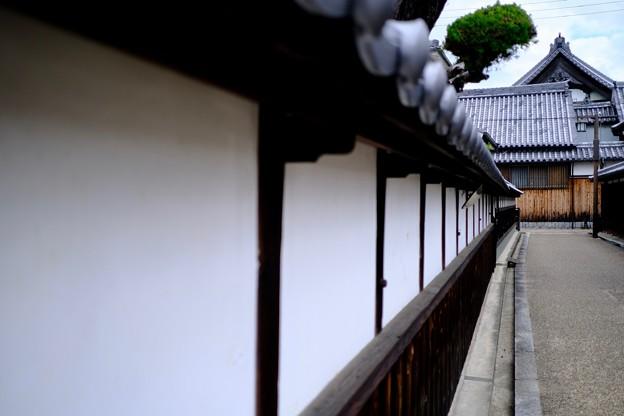 よく残ったなぁ-奈良県橿原市:今井町