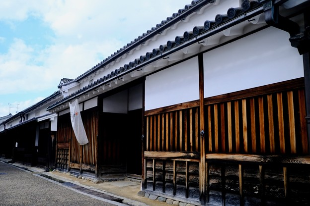 時代劇-奈良県橿原市:今井町