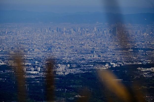 Photos: 大阪市遠望-大阪府河内長野市:岩湧山