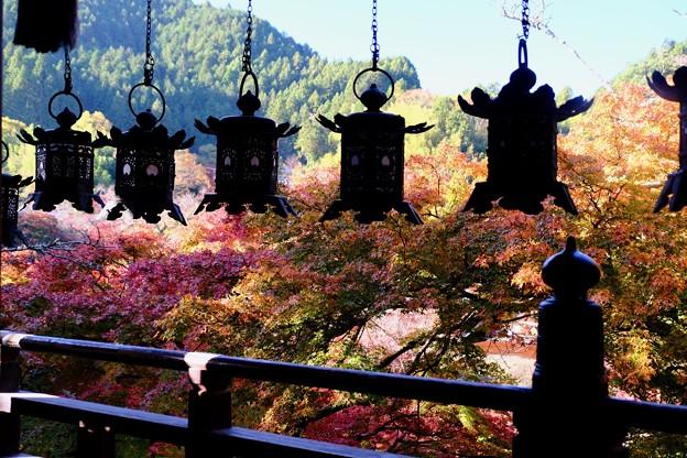 美しき回廊-奈良県桜井市:談山神社